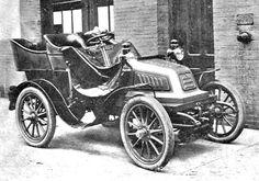 1902 Waltomobile Car