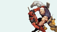 DEADPOOL 2 Won't Go In Depth Into Cable's History — GeekTyrant