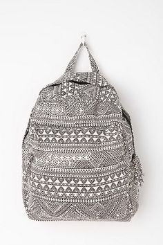 Deena  Ozzy Modern Print Backpack