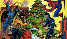 Marvel Christmas