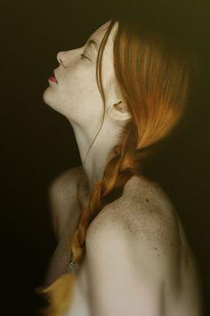 Redhead by Barbora Biňovcová on 500px