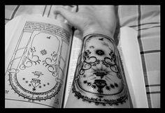 Tolkein Tattoos
