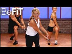 Denise Austin: Kettle Bell-Inspired Strength Workout is an intense, 10-minute fat-burning strength routine that uses a unique, low-impact combination of card...