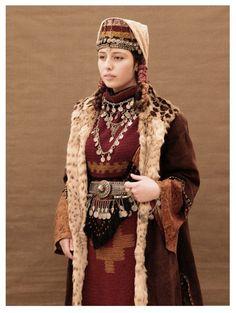[타라즈] 아르메니아 전통복식  Армянские Национальные костюмы