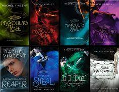 Soul Screamers...Great Series