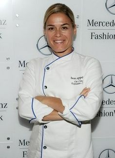 Celebrity chef Cat Cora opened Kouzzina in Disney's Boardwalk. A Splashtablet iPad Case repin. Yes you can stick your iPad to your cabinets with this  suction-mount case at eye level! Find them on Amazon! http://www.amazon.com/Shower-Bathe-Suction-mount-Waterproof-Case/dp/B00TG1FFLS
