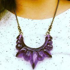 Pamela Love necklace....
