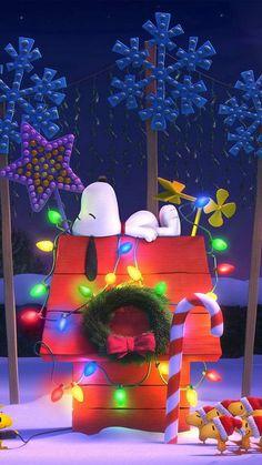 Snoopy - Christmas