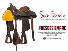 Calidad y garantía en todas nuestras #SillasSanFermin. ¡Visítanos en nuestra sede en la ciudad de Medellín. #Colombia #Caballistas #Navidad