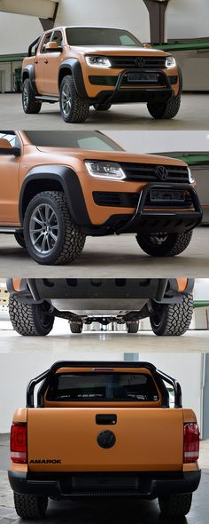 VW Amarok by MTM