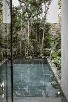 Aviv House in Tulum, Mexico by CO-LAB Design Office | Yellowtrace Luz Natural, Home Interior, Interior And Exterior, Interior Design, Outdoor Swimming Pool, Swimming Pools, Architecture Design, Tropical Architecture, Residential Architecture