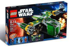 Lego Star Wars Bounty Hunter Assult Ship 389 pcs 7930 144537 - Toysheik