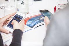 EventMobi!!!   Mit dem Vertrauen von Veranstaltern und der Begeisterung von Teilnehmern ist EventMobi zur beliebtesten Event-App für Konferenzen und Messen weltweit geworden.  Nach der erfolgreichen Kooperation im Jahr 2013 ist EventMobi auch 2014 wieder Technologiepartner von E:PUBLISH.