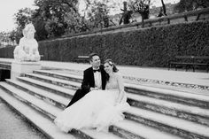 Pre-wedding engagement shooting at Belvedere Palace Vienna Austria by international wedding photographer Claudia Magas Ladies & Lord bride and groom elopement Vienna Engagement Shoots, Wedding Engagement, Wedding Shoot, Wedding Dresses, Gray Weddings, Vienna Austria, Palace, Groom, Lord