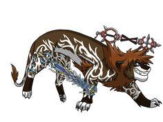 Sora-Lion Final Form by BosleyBoz on DeviantArt Anime Lion, Sora, Kingdom Hearts, Fangirl, Moose Art, Lion Sculpture, Deviantart, Statue, Cats