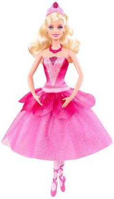 bol.com | Barbie in de Roze Schoentjes - Ballerina Kristyn - Barbie pop,Mattel |...