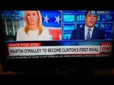 CNN Forgets Bernie Sanders Exists