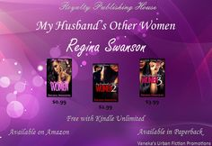 """My Husband's Other Women"" by Regina Swanson Promotional Flyers, Other Woman, Flyer Design, Fiction, Husband, Movie Posters, Women, Film Poster, Women's"