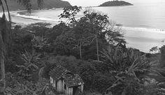 Praia mansa de Caiobá