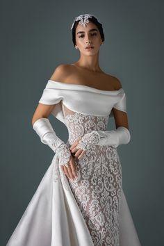 Wedding Gowns With Sleeves, One Shoulder Wedding Dress, Bridal Shoot, Bridal Gowns, Wedding Shoot, Engagement Dresses, Short Dresses, Formal Dresses, Bridesmaid Dresses