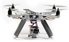 Quadcopters and Multirotors for Aerial Video and Photography | XProHeli