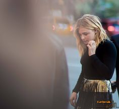 Chloé Moretz at Tribeca Film Festival 2016, Photographed by Mickael Chavet.