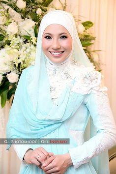 #hijab #bride #syar'i