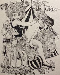 ヒグチユウコのお絵かき&写真日記
