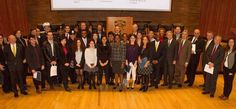 College Scholarship and Public Service Award Recipients- January 29, 2014