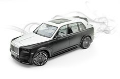 The Mansory Billionaire has been announced, a widebody Rolls-Royce Cullinan with a carbon package, it is a collaboration with the German fashion house! New Rolls Royce, Rolls Royce Cars, Rolls Royce Cullinan, Mercedes 300sl, German Fashion, Bugatti Chiron, Luxury Suv, Twin Turbo, New Tricks