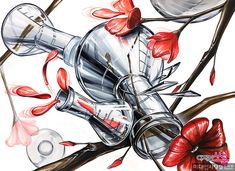Art Drawings, Abstract, Artwork, Anime, Design, Sketch, Summary, Sketch Drawing, Work Of Art
