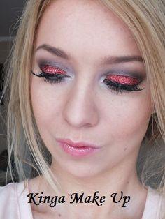 Glitter Make Up - Valentine Day