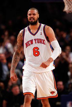 Tyson Chandler, New York Knicks http://alcoholicshare.org/