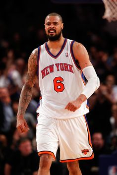 Tyson Chandler, New York Knicks http://alcoholicshare.org/