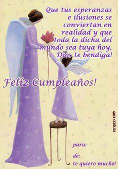 Happy Birthday Wishes Spanish, Happy Birthday Celebration, Happy Wishes, Happy Birthday Messages, Happy Birthday Quotes, Birthday Images, Birthday Greetings, Birthday Cards, Happy Aniversary