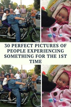"There's a first time for everything! Now that we have more technology available, it's easier than ever to capture life's precious ""firsts"" on camera. Whether a baby is taking their first steps, someone is meeting a new friend, or a beloved pet is trying new food, these wonderful learning experiences aren't easily forgotten. Here are 30 of the best reactions we've seen!"