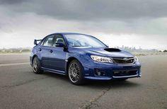 Subaru 2013 Impreza WRX (BLUE)
