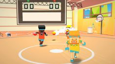 Stikbold! A Dodgeball Adventure - PS4 Review