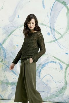 LANGYARNS FATTO A MANO 252 - CASUAL # 23 Ombra