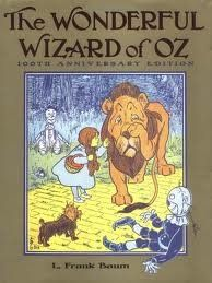 The Wonderful Wizard of Oz: 100th Anniversary Edition (Books of Wonder) [Deluxe Edition] 100 Anv edition by L. Frank Baum http://www.amazon.com/dp/B00767QHES/ref=cm_sw_r_pi_dp_UQV8wb1VKJAQF