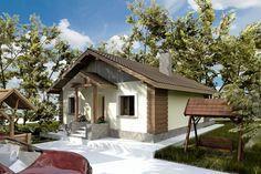 Case de vis mici pentru familii cu 3 membri – 3 proiecte detaliate