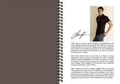 Holiday 2011 Look Book. Chris Diaz.