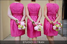 Timmy and Lauren Married - Studio Tran Photographers
