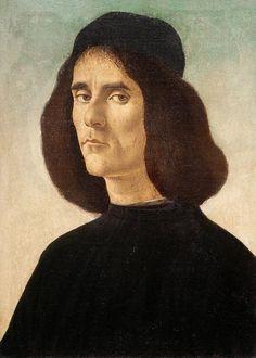 Sandro Botticelli - Marullus Tarchaniota