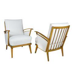 Mid-Century Modern Italian Chair * Ico Parisi | Design Gallerist | Rare & Unique Products