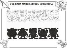 Menta Más Chocolate - RECURSOS y ACTIVIDADES PARA EDUCACIÓN INFANTIL: UNIVERSO