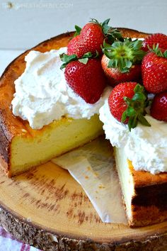 This is as authentic as it gets! German Cheesecake (AKA, Käsekuchen) flavored with vanilla and lemon. Light, airy, and fluffy, it's more delicate and less dense than American cheesecake due to a special cheese and fluffier batter. German Cheesecake, American Cheesecake, Cheesecake Recipes, Dessert Recipes, Trifle Desserts, German Desserts, German Recipes, Bavarian Recipes, Dutch Recipes