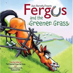 Draw Horses Fergus and the Greener Grass - Kids horse story book - Fergus and the Greener Grass Horse Drawings, Animal Drawings, Drawing Animals, Funny Drawings, Horse Cartoon, Cartoon Humor, Funny Cartoons, Cartoon Characters, Most Popular Cartoons