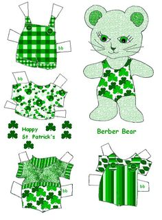 Saint Patrick's Day Kitty(1)