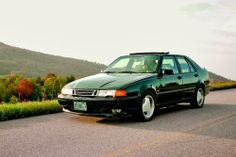 Likely a high-riding truck-based vehicle covered in rugged plastic body cladding; Saab 9000 Aero, Car In The World, Motor Car, Volvo, Hot Wheels, Cars And Motorcycles, Classic Cars, Sedan, Discount Watches